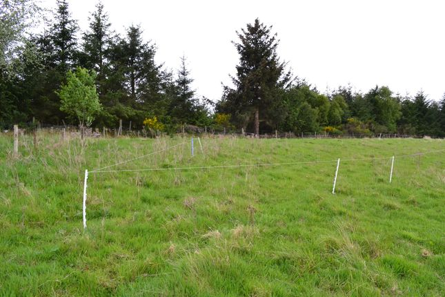 Land for sale in Forres