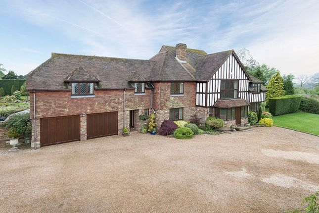 Thumbnail Detached house for sale in Telham Lane, Battle