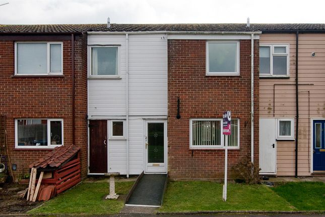 Thumbnail Terraced house for sale in Admirals Walk, Woodbridge