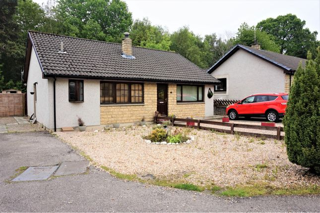 Thumbnail Semi-detached bungalow for sale in Murray Place, Inverness