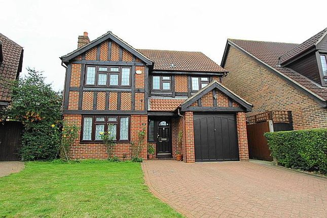 4 bed detached house for sale in Kilpatrick Way, Yeading