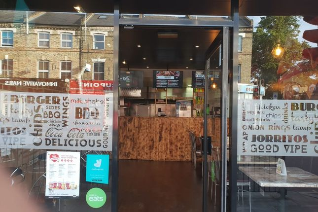 Thumbnail Restaurant/cafe for sale in Blackstock Road, London