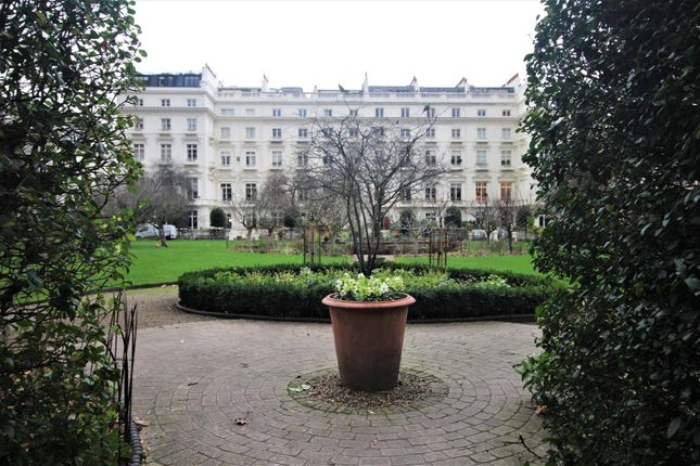 Exterior of Cleveland Square, London W2