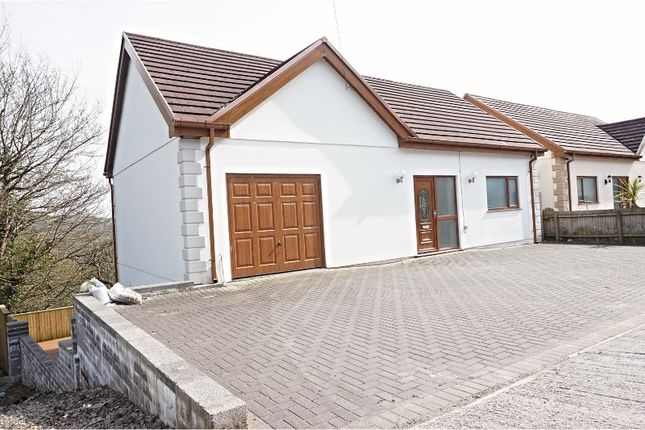 Thumbnail Detached house for sale in Spionkop Road, Ynystawe