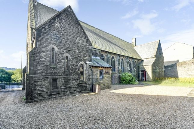 Thumbnail Detached house for sale in Woodhead Road, Tintwistle, Glossop, Derbyshire