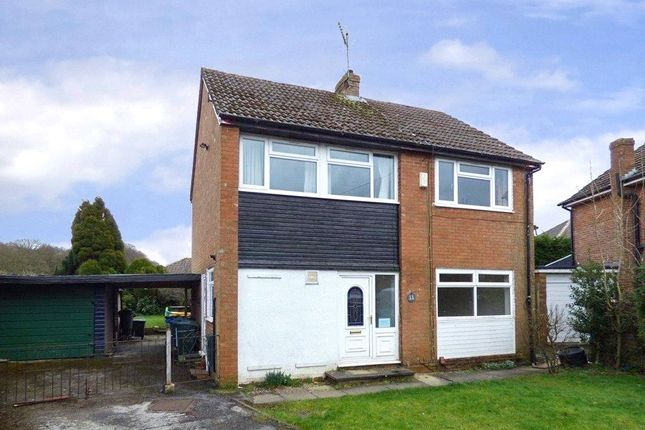 Thumbnail Detached house for sale in Grasleigh Avenue, Allerton, West Yorkshire