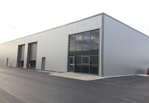 Thumbnail Light industrial to let in Unit 5, Kings Court, Prince William Avenue, Sandycroft, Flintshire