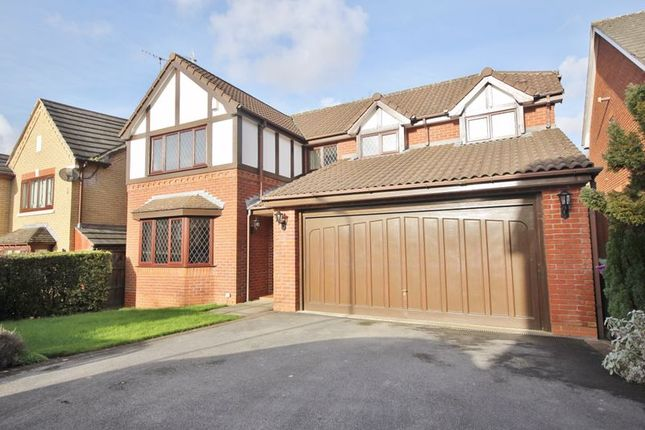 Thumbnail Detached house for sale in Dowsefield Lane, Calderstones, Liverpool