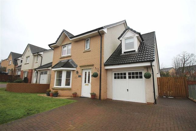 4 bed detached house for sale in Lairds Dyke, Inverkip Greenock, Renfrewshire