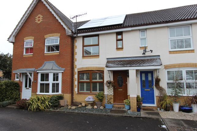 Thumbnail Terraced house for sale in Laureate Way, Gadebridge Park, Hemel Hempstead
