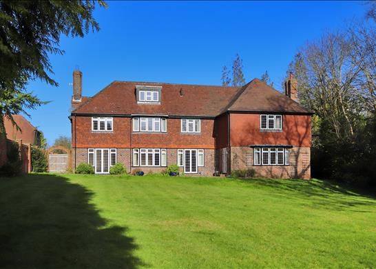 Thumbnail Detached house for sale in Mayfield Lane, Wadhurst, East Sussex
