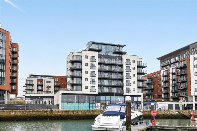 Thumbnail Flat for sale in The Blake Building, Admirals Quay, Ocean Way