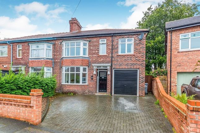 Thumbnail Semi-detached house to rent in Westlands Road, Middlewich