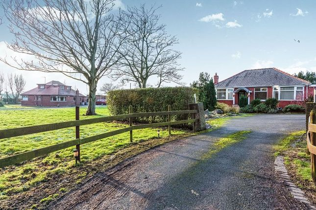 Thumbnail Bungalow for sale in Lee Road, Blackpool