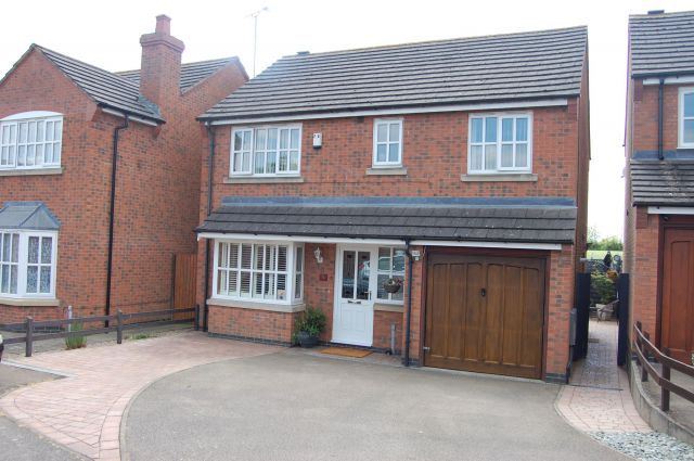 Thumbnail Detached house for sale in Cox's Close, Long Buckby, Northampton