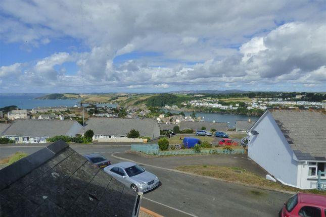 Thumbnail Semi-detached house for sale in Greenbank, Polruan, Fowey