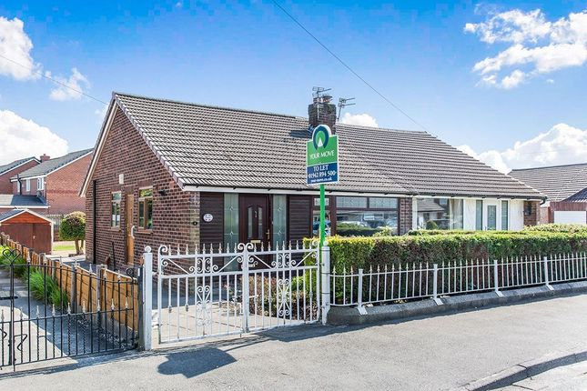 Thumbnail Bungalow to rent in Bettison Avenue, Leigh