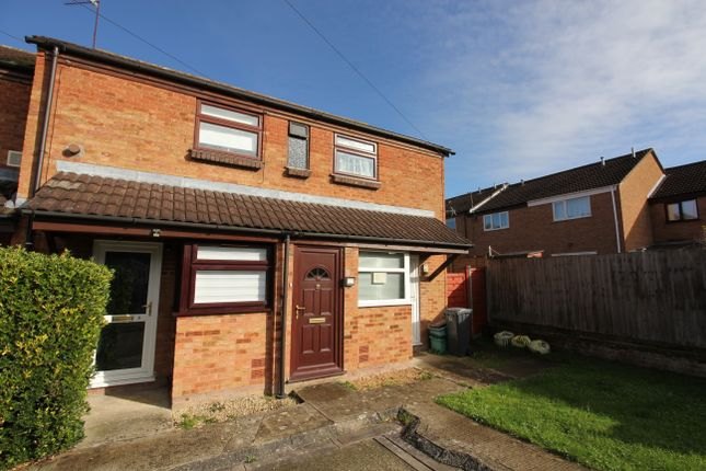 1 bed flat to rent in Katkin Close, Quedgeley GL2