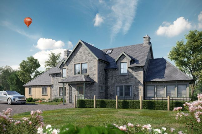 5 bed detached house for sale in Plot 7, The Paddocks, Powmill, Dollar FK14