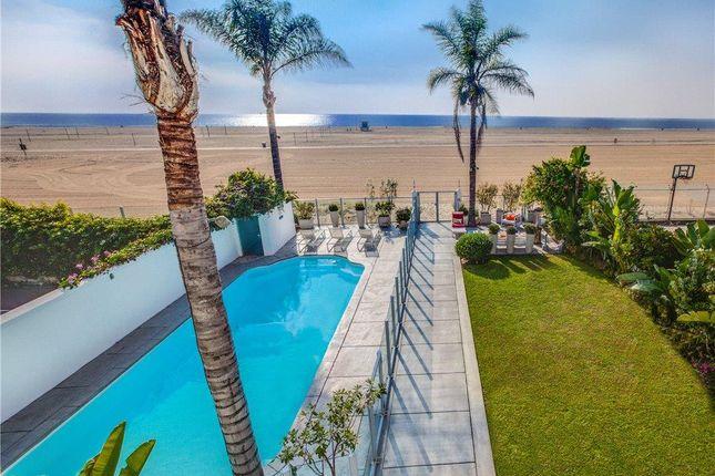 Villa for sale in 609 Palisades Beach Road, Santa Monica, California, Usa
