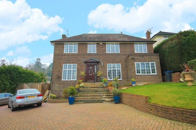 Thumbnail Detached house for sale in Acorn Close, East Grinstead