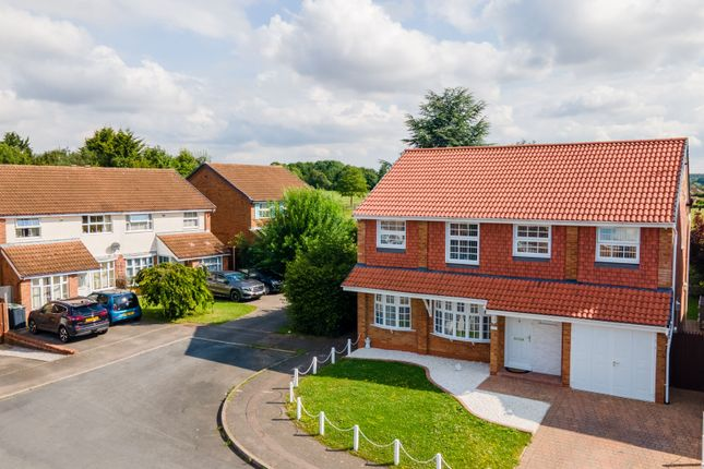 Thumbnail Detached house for sale in Cicero Drive, Luton