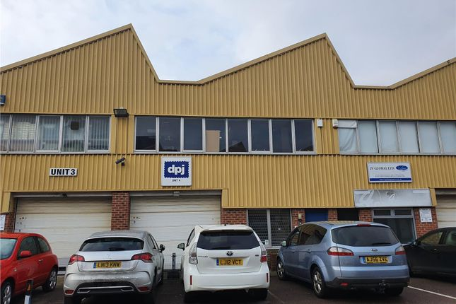 Office for sale in Unit 4 Wadsworth Business Centre, 21 Wadsworth Road, Perivale, Greater London