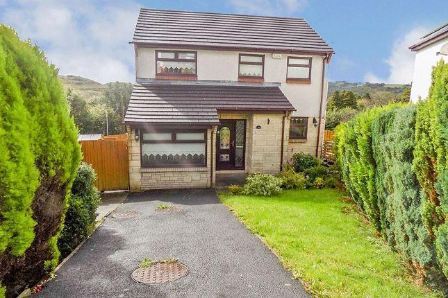 Thumbnail Detached house for sale in Llwyn Y Bryn, Skewen, Neath, Neath Port Talbot.