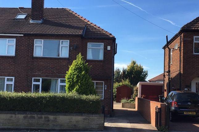 Thumbnail Semi-detached house to rent in Cross Gates Lane, Crossgates, Leeds
