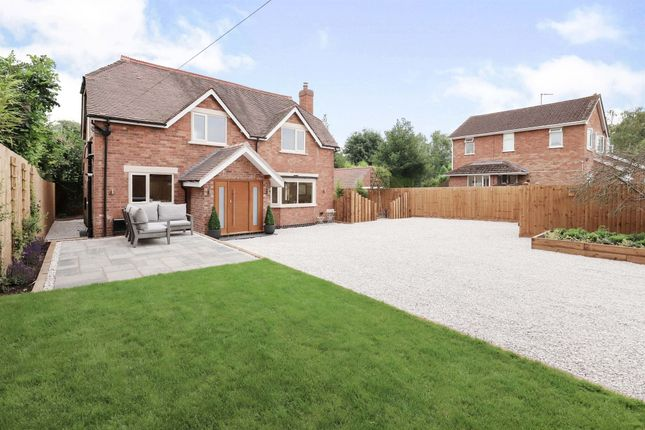 Thumbnail Detached house for sale in Blakebrook, Kidderminster