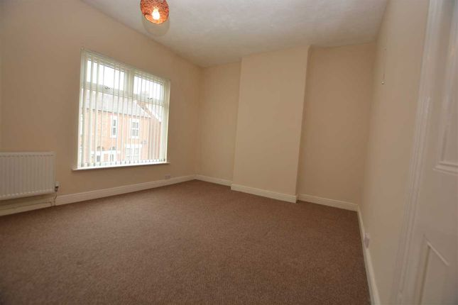 Master Bedroom of Gladstone Street, Winsford CW7