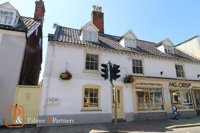 1 bed flat for sale in High Street, Saxmundham IP17