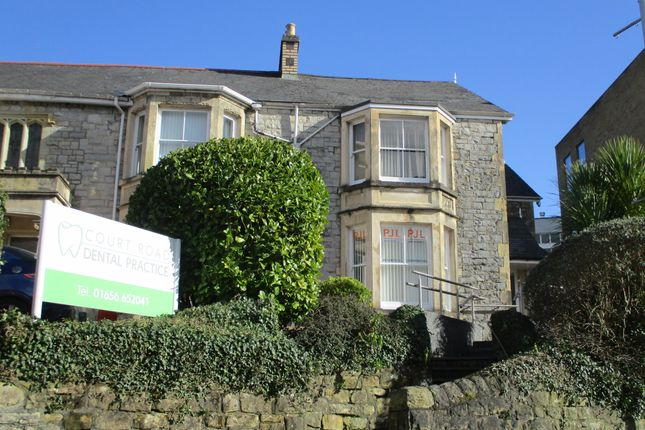 Thumbnail Office to let in First Floor Office Suite, 2 Court Road, Bridgend