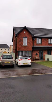 3 bed semi-detached house for sale in Woodvale, Bessbrook, Newry BT35