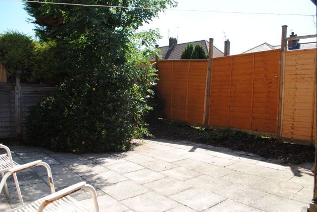 Rear Garden of Norton Road, Kingsthorpe, Northampton NN2