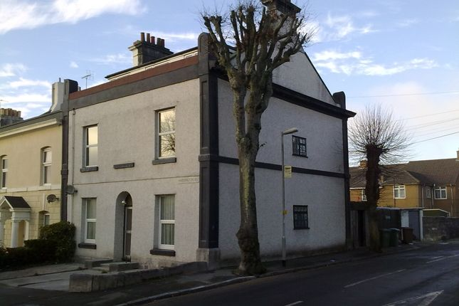 Thumbnail Flat to rent in Victoria Place, Stoke, Plymouth