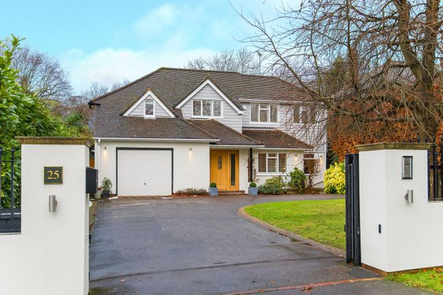 Thumbnail Detached house to rent in Daleside, Gerrards Cross, Bucks
