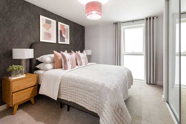 Bedroom of Aston Place, 100 Suffolk Street Queensway, Birmingham B1