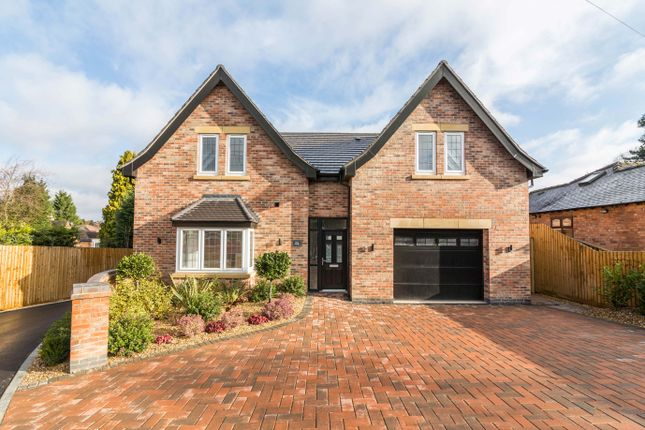 Detached house for sale in Bridle Road, Bramcote, Nottingham
