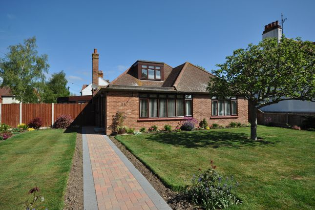 Thumbnail Detached bungalow for sale in Hadleigh Road, Frinton-On-Sea