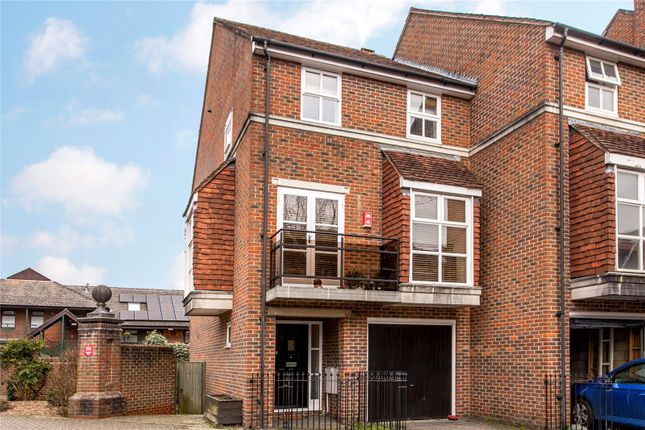 Thumbnail Terraced house for sale in Marston Gate, Winchester, Hampshire