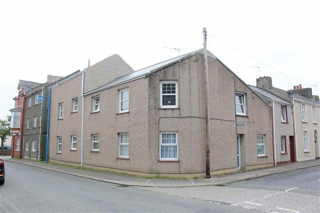Thumbnail Flat for sale in Queen Street, Pembroke Dock