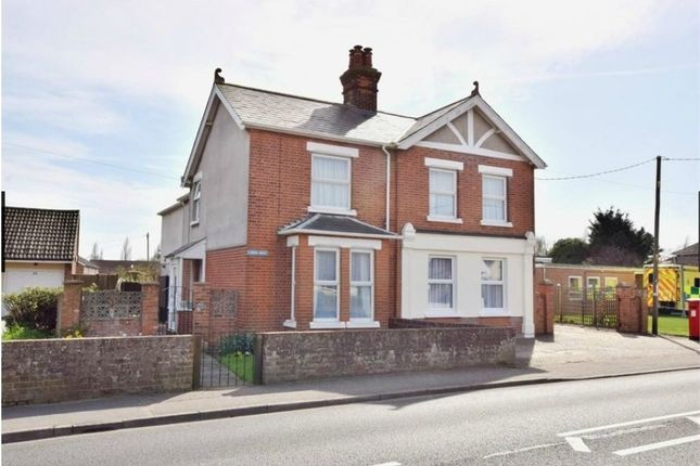 Thumbnail Detached house for sale in Colchester Road, Weeley, Clacton-On-Sea, Essex