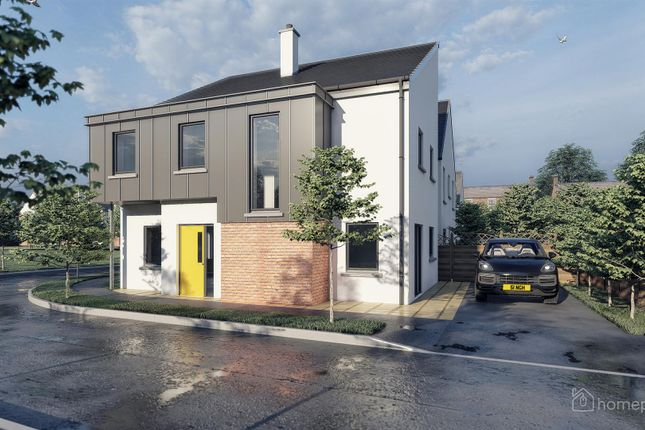 Thumbnail Flat for sale in 122 Butlers Wharf, Derry