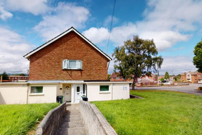 Thumbnail Maisonette for sale in Woolacombe Avenue, Llanrumney, Cardiff