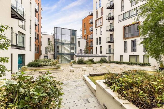 Thumbnail Flat for sale in Bellville House, Norman Road, London