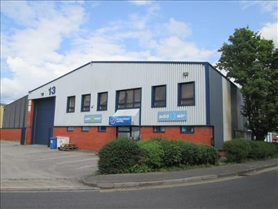 Thumbnail Light industrial to let in Unit 13 Newtown Business Park, Albion Close, Poole, Dorset