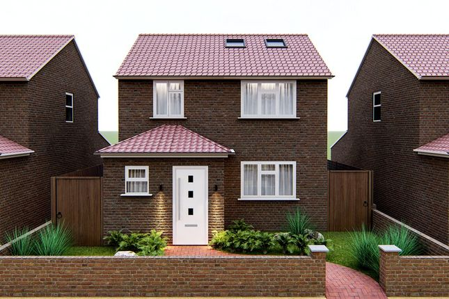 3 bed detached house for sale in Stanborough Avenue, Borehamwood WD6