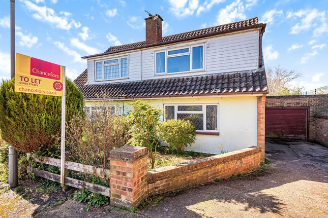 Thumbnail Semi-detached house to rent in Hill Farm Road, Chesham
