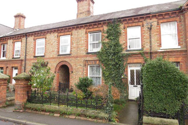 Thumbnail Terraced house for sale in Chestnut Street, Ruskington, Sleaford